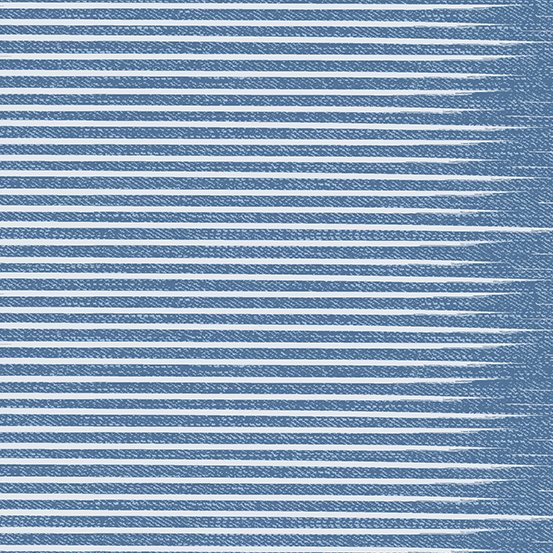 Almost Blue - Stripe - Vintage