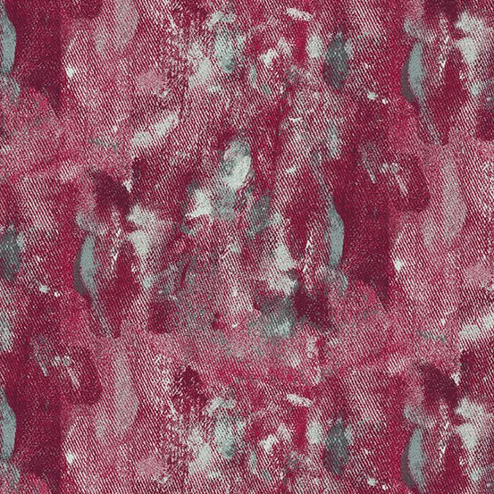 Prism - Drop Cloth - Ruby