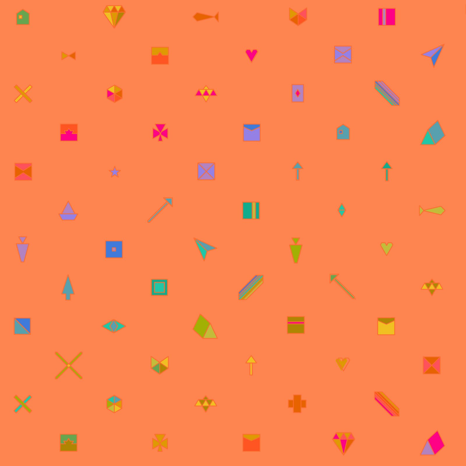Sun Print 2021 - Trinket - Marigold