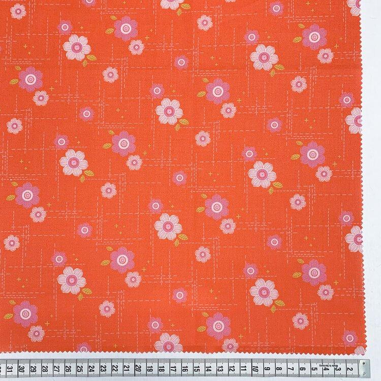 Spectrum - Flower - Orange