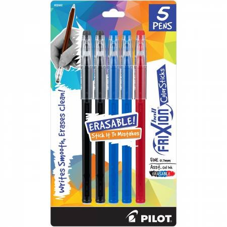 Frixion Pens - 5 Pack