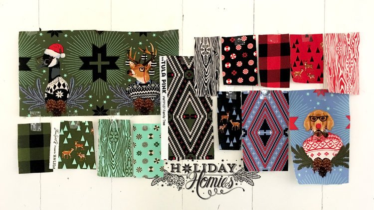 Holiday Homies - Design Roll