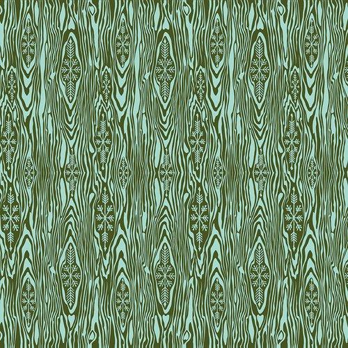 Holiday Homies - Yule Log - Pine