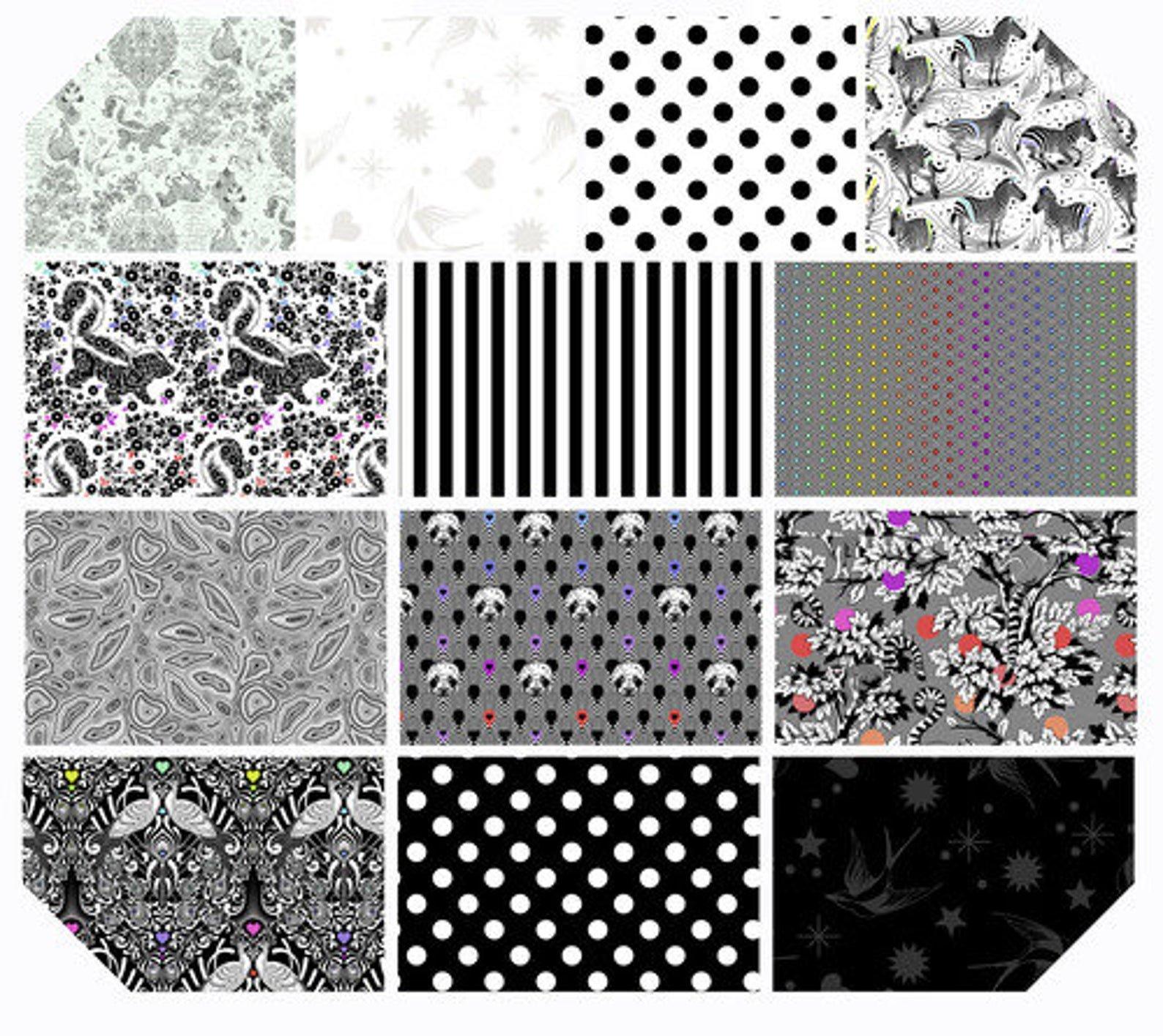 Linework Hexagons