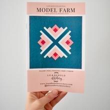 Model Farm Quilt Kit