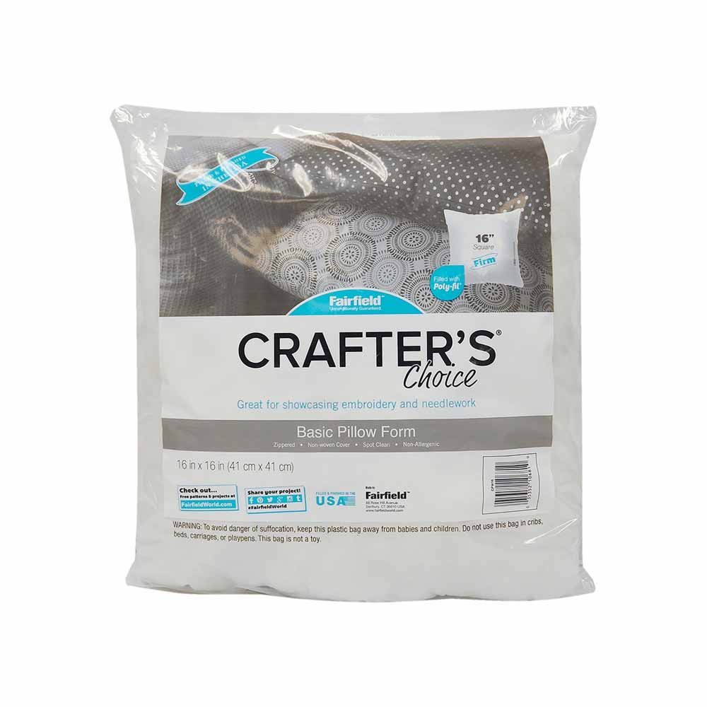 Crafters Choice Pillow Form 16