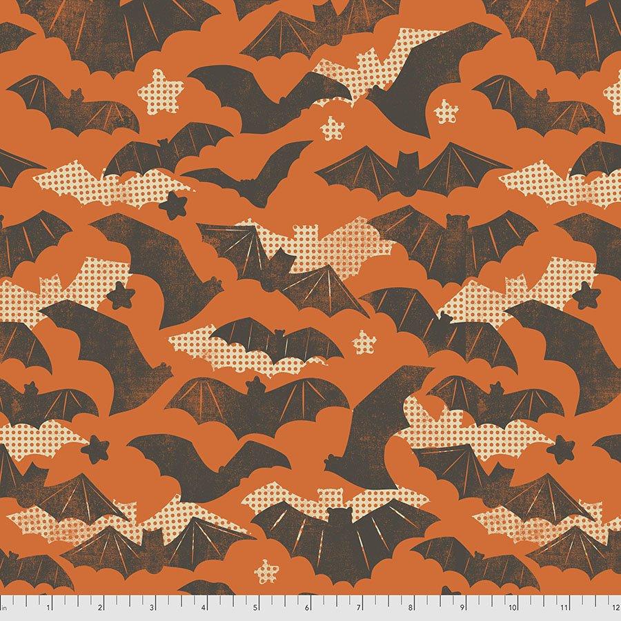 Spooktacular - Gone Batty - Orange