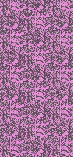 True Colors - Daisy Buds - Wisteria