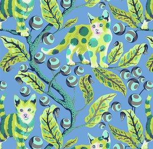 Tabby Road - Disco Kitty - Bluebird