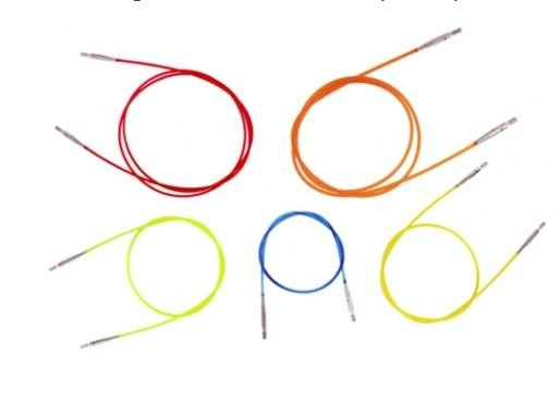 Knitter's Pride Interchangeable Cord (Assorted Colors, Sizes)