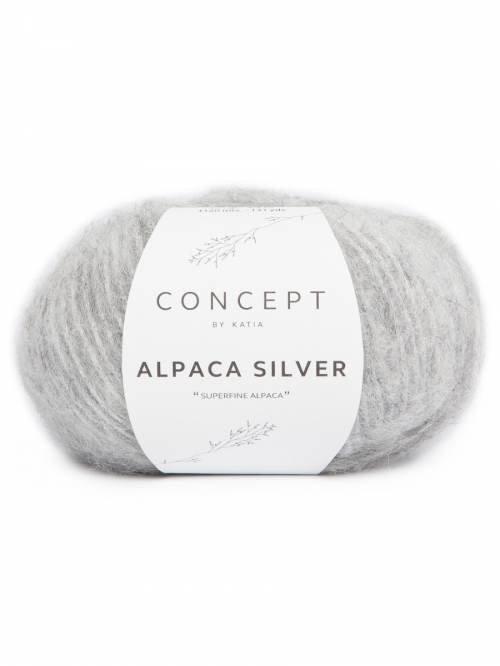 Katia Concepts Alpaca Silver & Gold