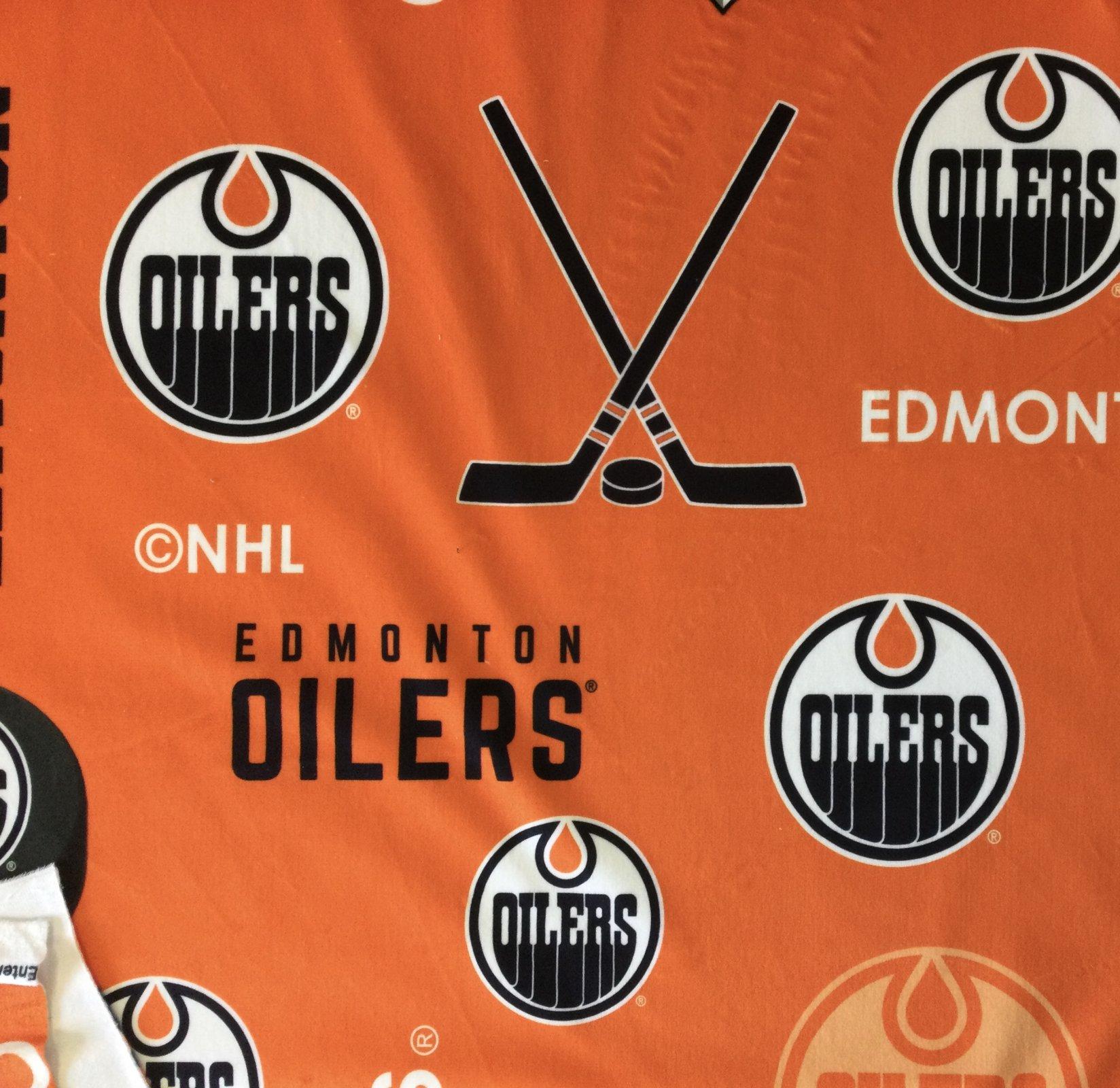 NHL Minky - Edmonton Oilers