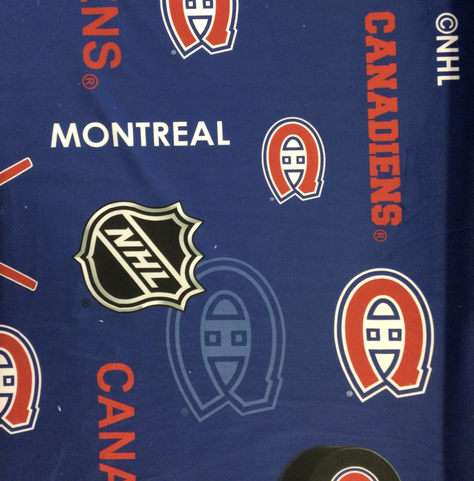 NHL Minky - Montreal Canadiens