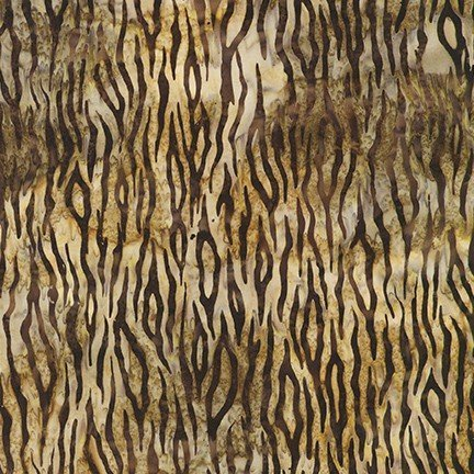 Serengeti Batiks - Zebra - Camel