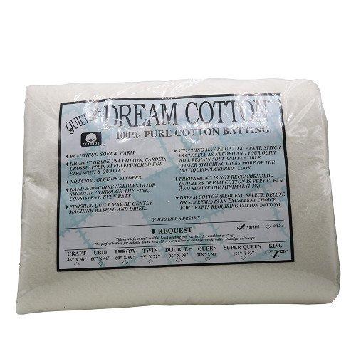 Dream Cotton Batting - Request - King