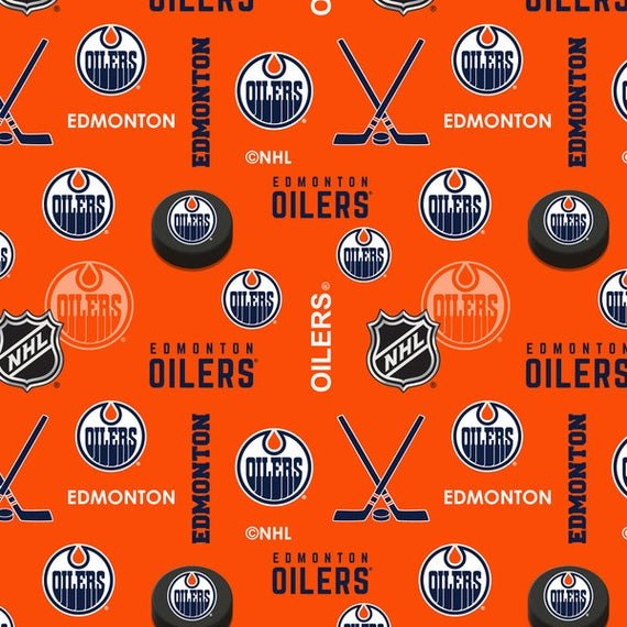 NHL Flannel - Edmonton Oilers