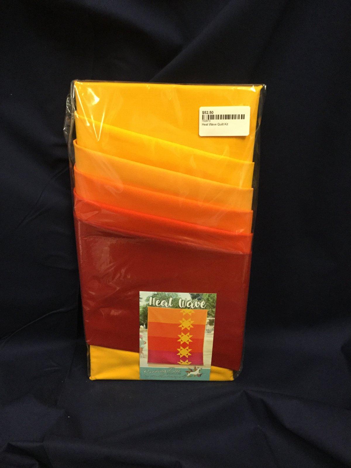 Heat Wave Quilt Kit