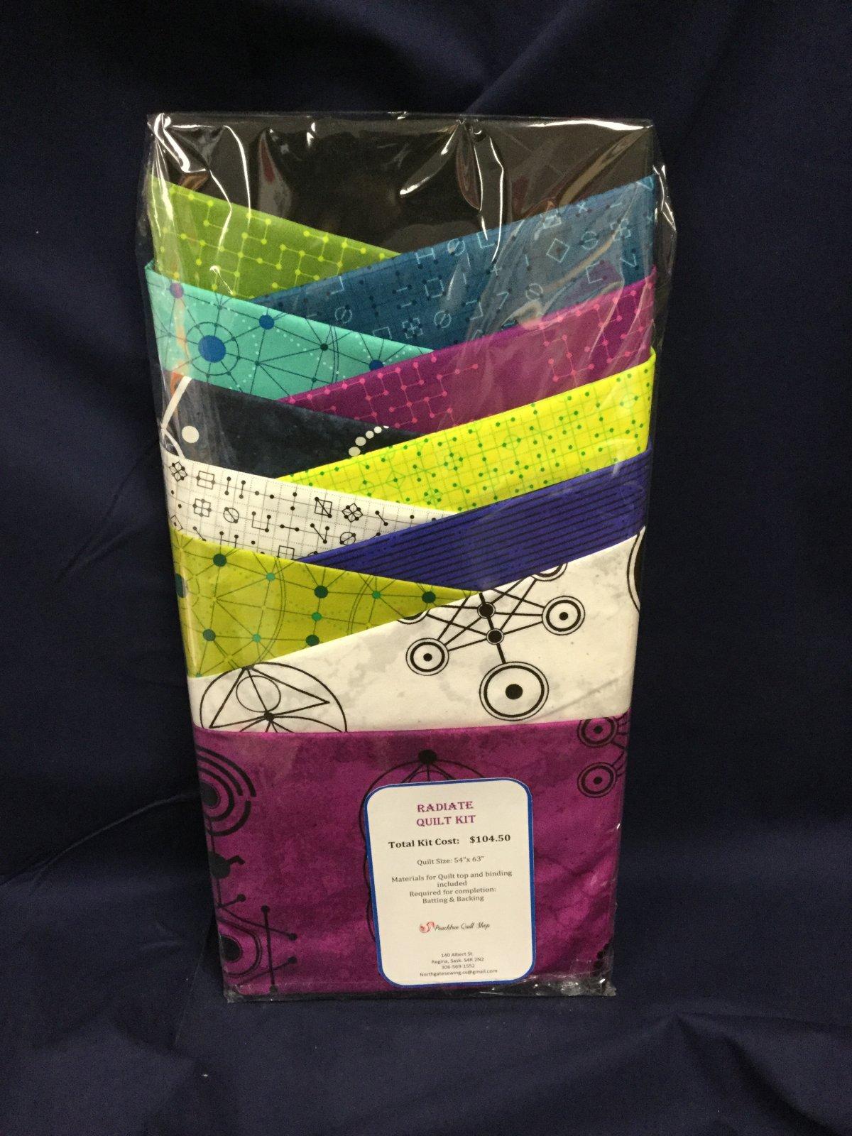 Radiate Quilt Kit