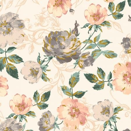 Summer Rose - Marietta - Peachy Metallic