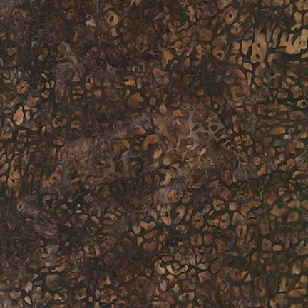Serengeti Batiks - Cheetah - Mocha