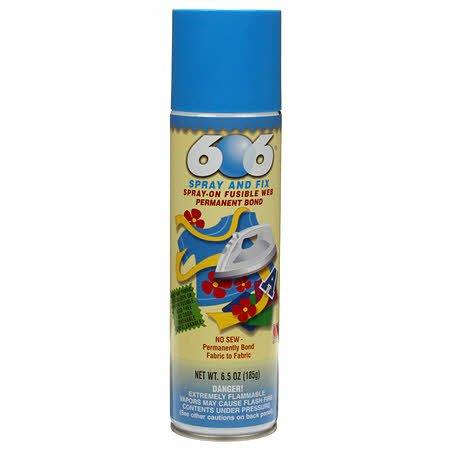 606 Permanent fusible adhesive