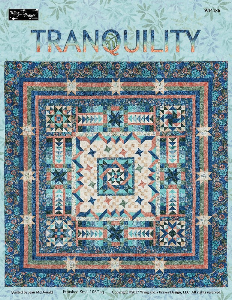 QUILT KIT TRANQUILITY
