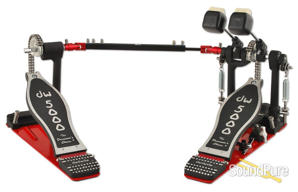 5000 Series Turbo Double Pedal