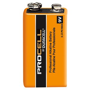 Duracell Pro Cell Battery