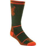 Everyday XL Mens Orange Deer Socks FF-8543-305-HG-XL