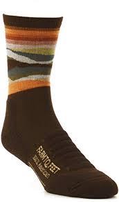 Trail Tech Series XL MTN Brown Socks FF-9797-202-TCB-XL