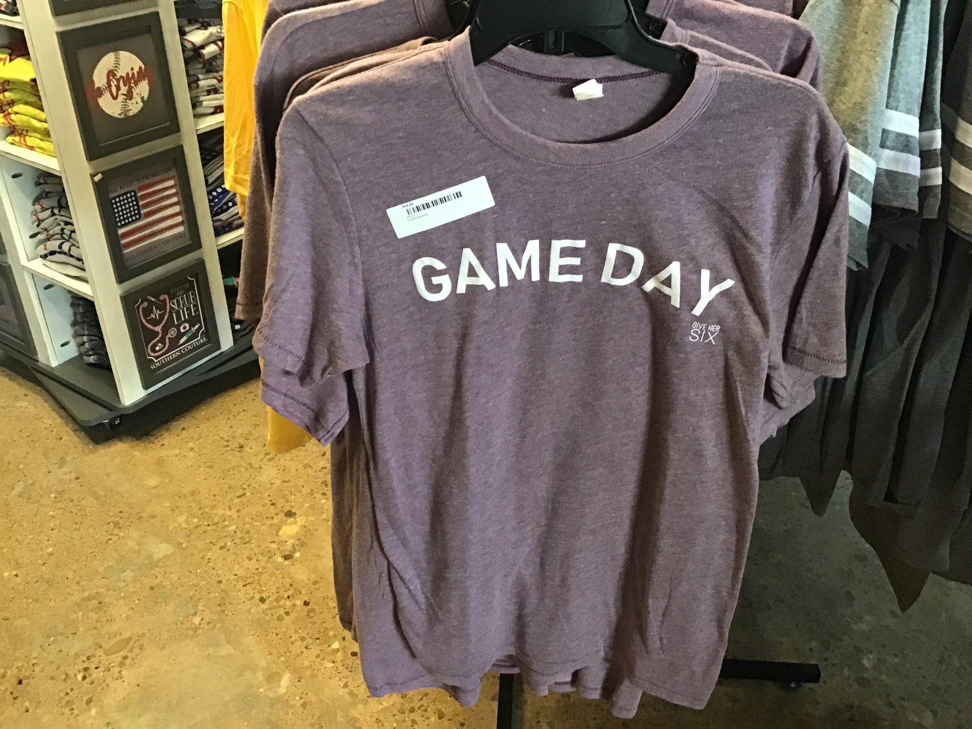 Purple Gameday