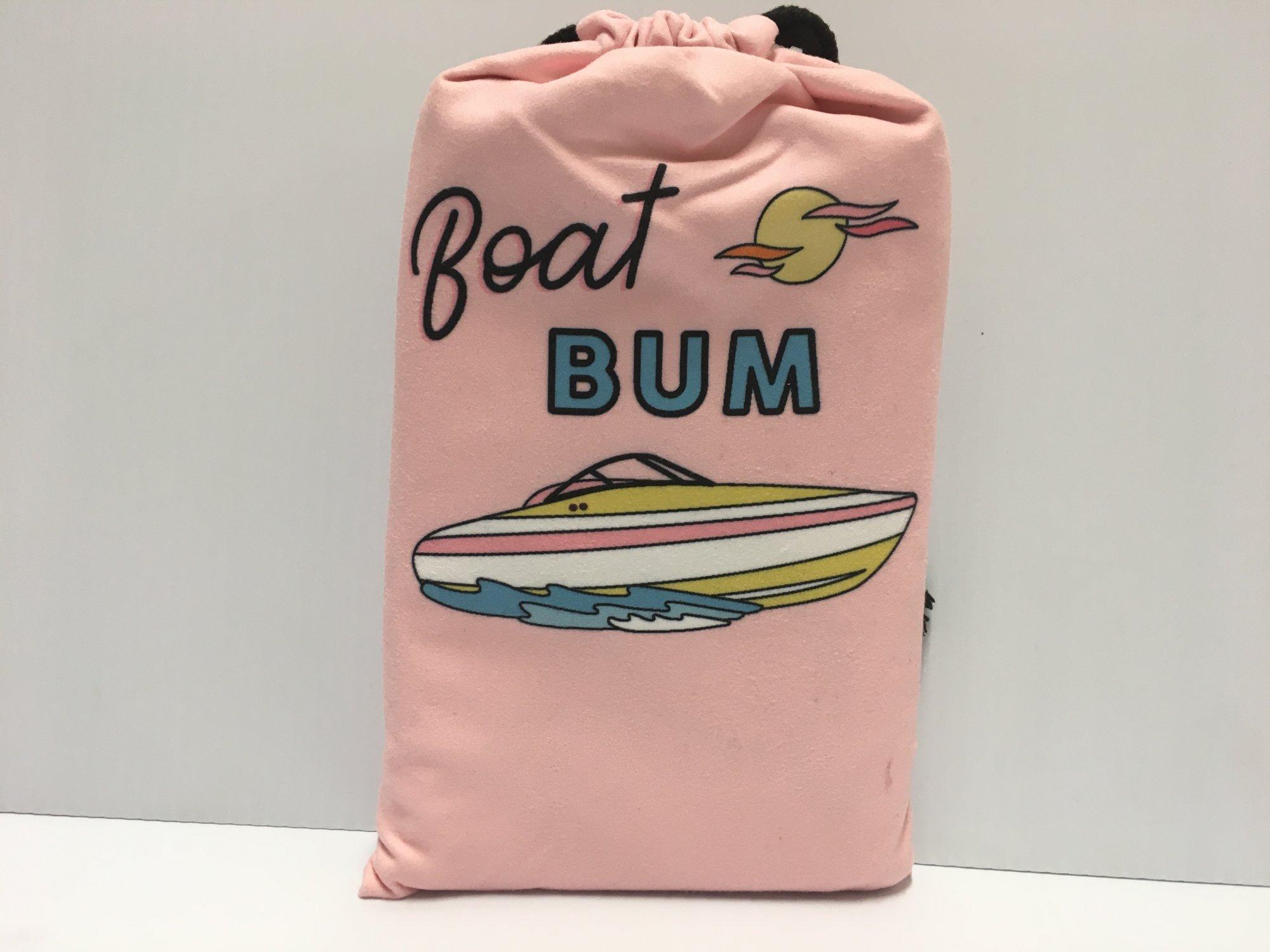 Boat Bum Quick Dry Towel