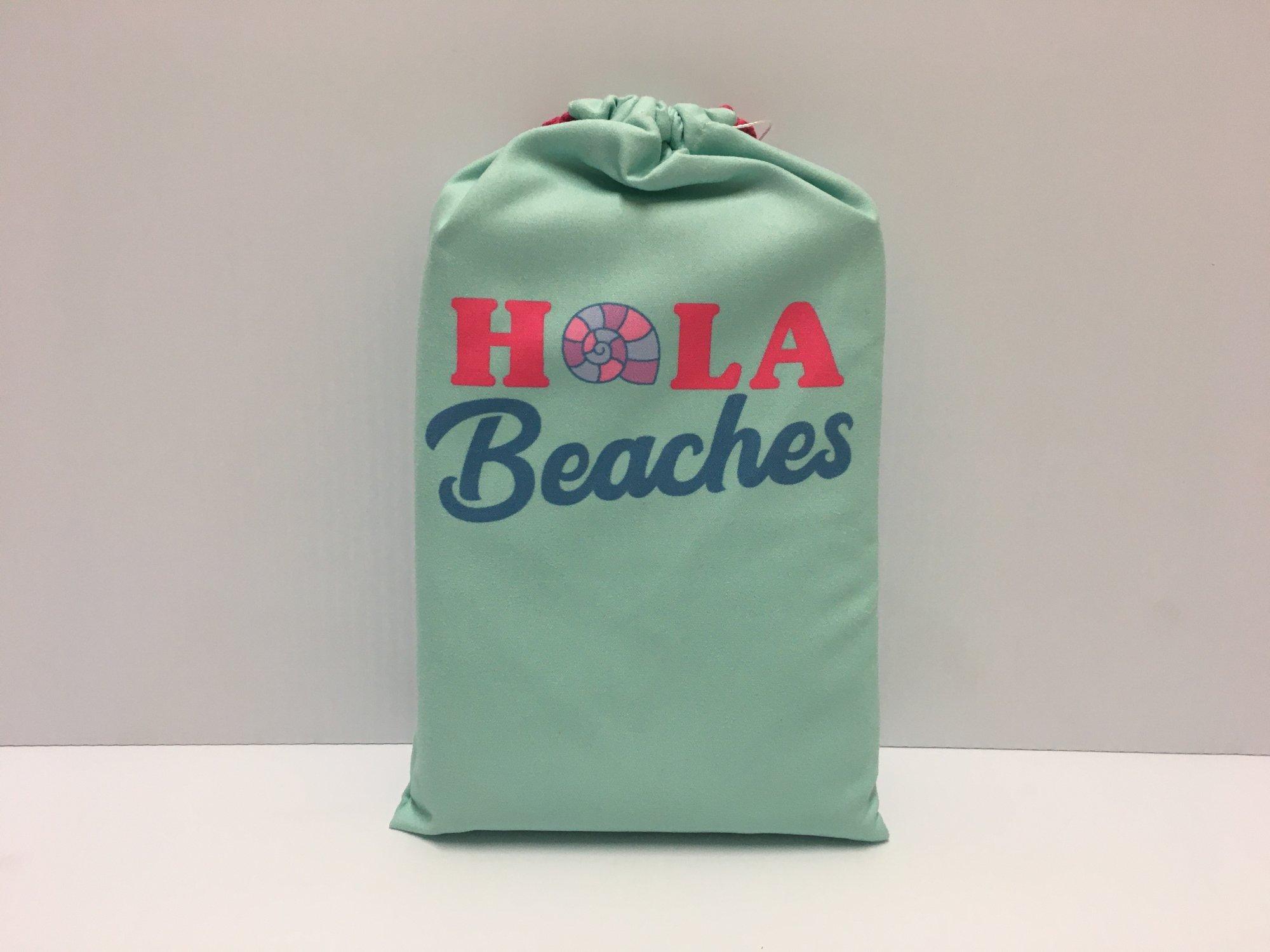 Hola Beach Quick Dry Towel
