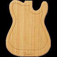 Fender 0094033000 Telecaster Guitar Bamboo Cutting Board