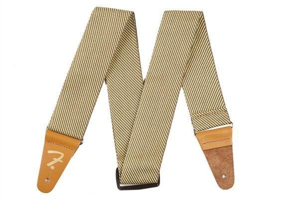 Fender 0990687000 2 Vintage Tweed Guitar Strap