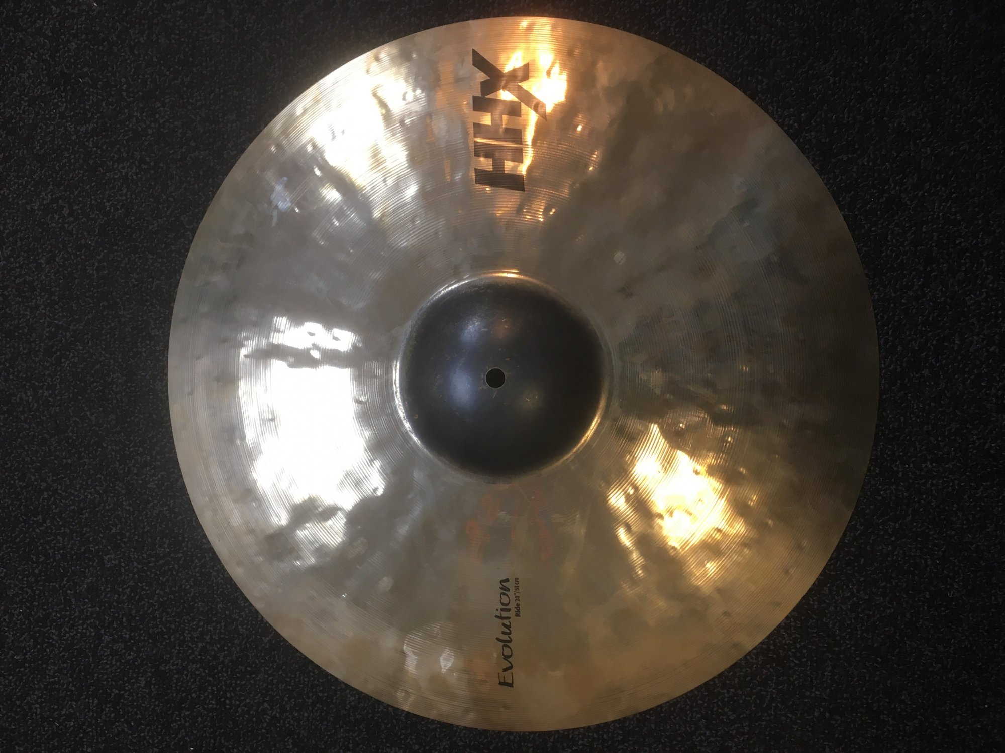 Sabian 12012XEB 20 HHX Evolution Ride Cymbal