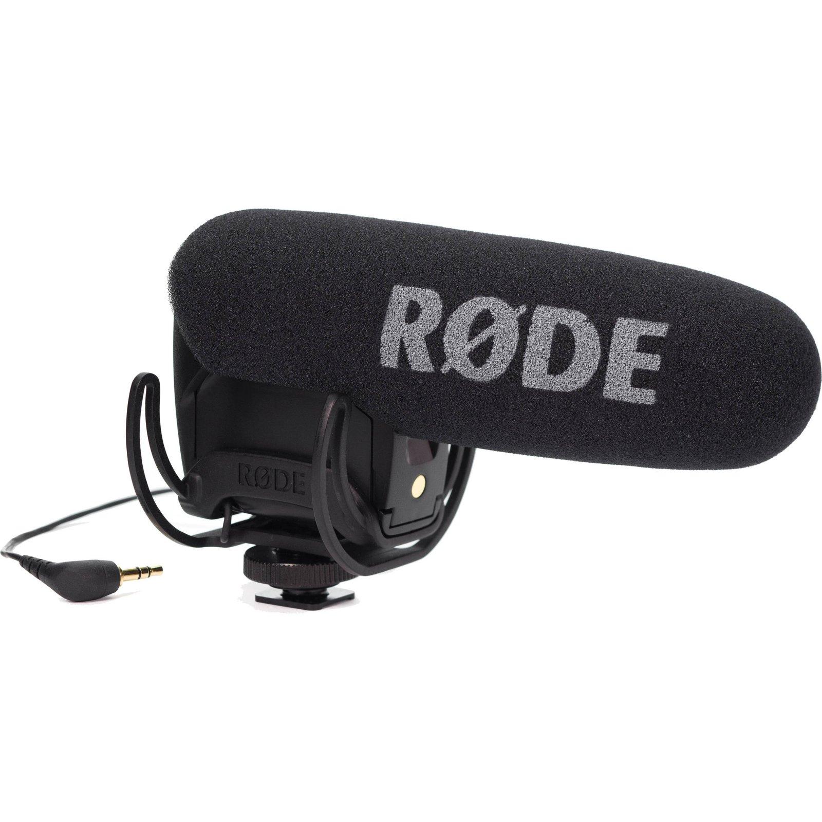 Rode VideoMic Pro On-Camera DSLR Shotgun Mic
