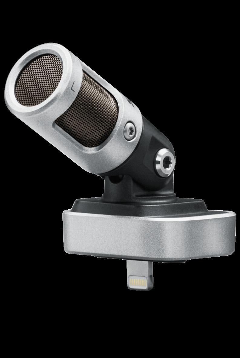Shure iOS Digital Stereo Condenser Microphone MV88/A