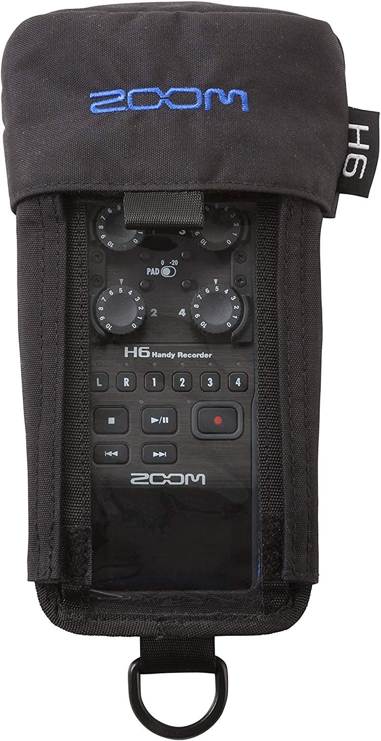 Zoom ZPCH6 Protective Case for Zoom H6