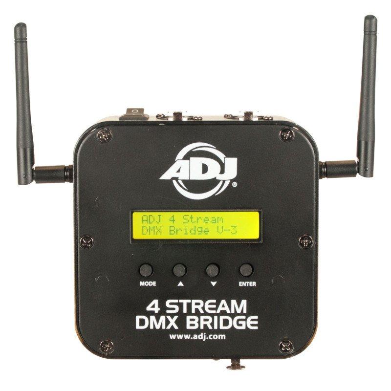 ADJ American DJ 4ST100 4 Four Stream DMX Bridge