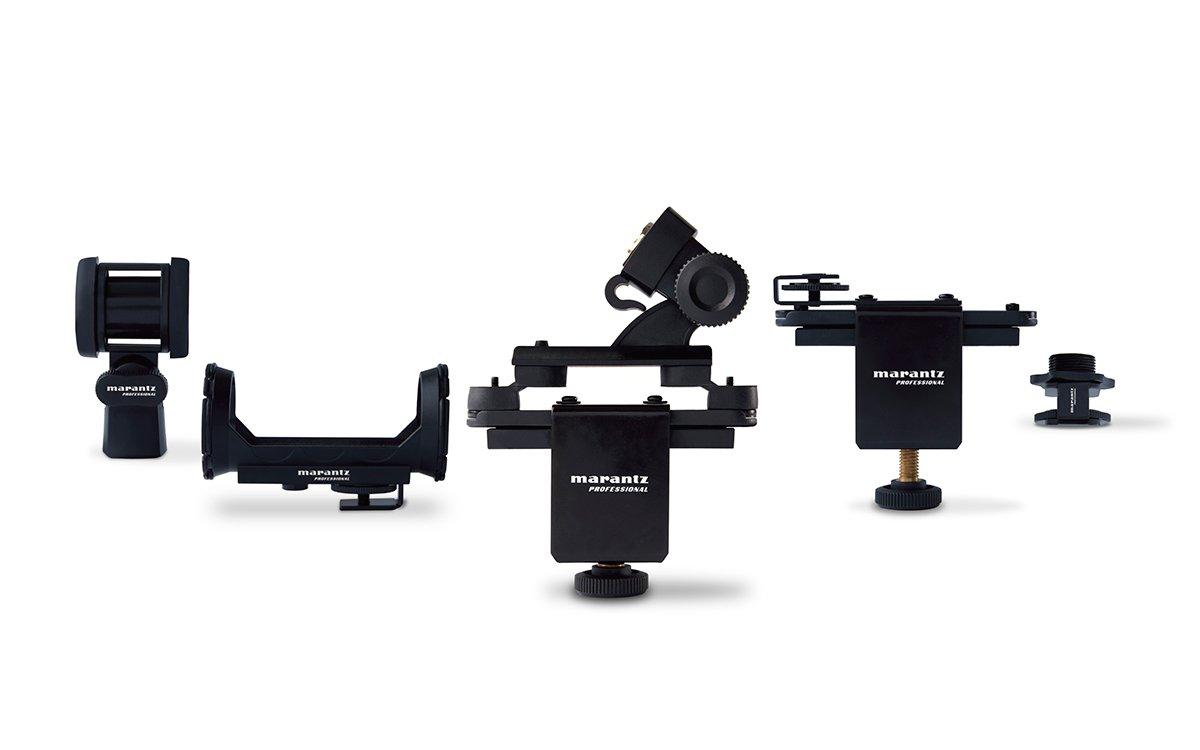 Marantz Audio Scope Gear Shotgun Microphone Accessory Package