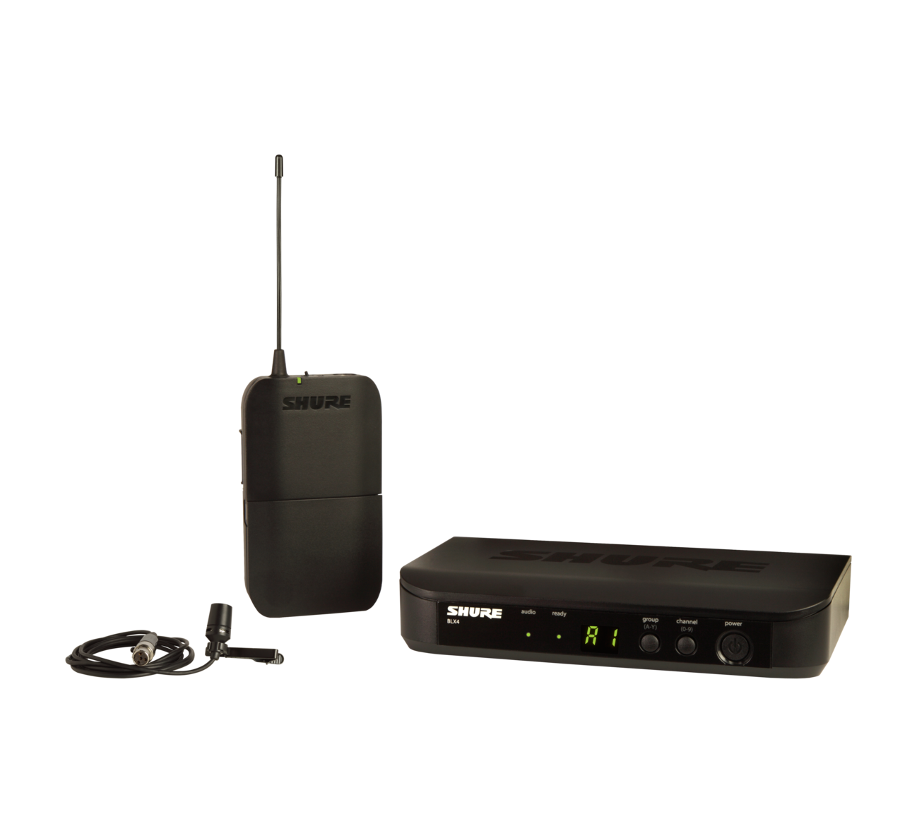 Shure BLX14/CVL- H10 Wireless Lavalier Rental