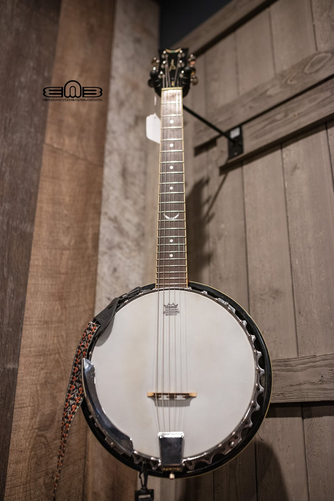 Dean BW6 6 String Banjo - Used W/Case