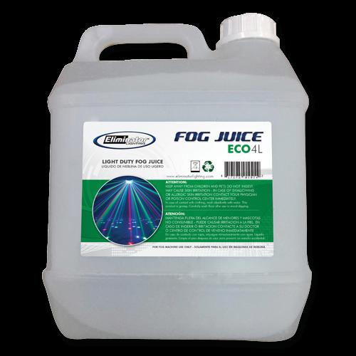 Eliminator 4L ECO Fog Juice 4 liters (1 Gallon) Light Duty Fog Juice