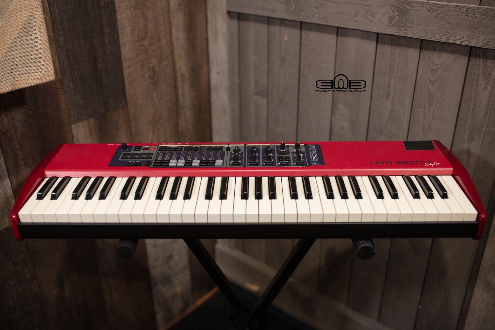 Nord Electro 2 61 Virtual Electromechanical Piano