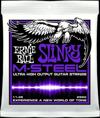 Ernie Ball 2920 M-Steel Power Slinky