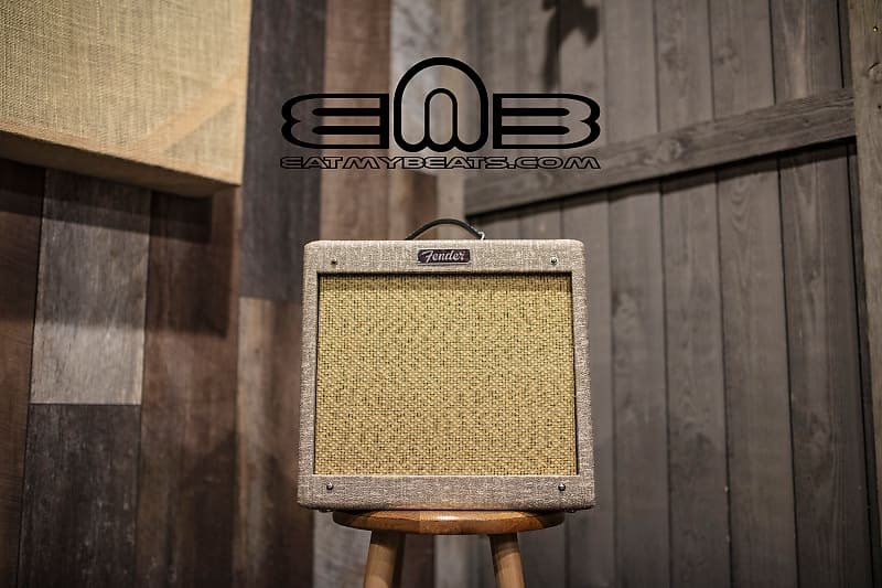 Fender 2019 Limited Edition Pro Junior IV Fawn Electric Guitar Combo Amp