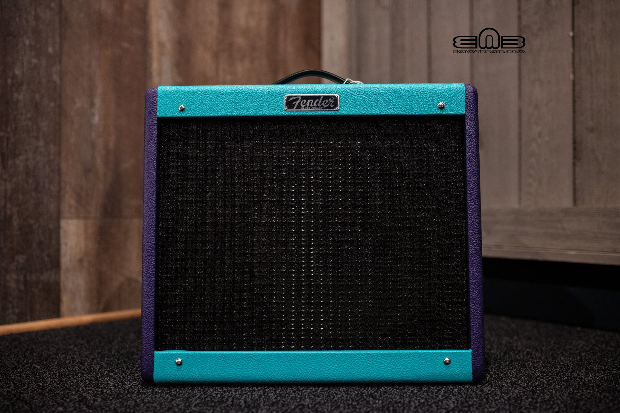 Fender Limited Blues Jr IV Emin Can Rex TT Foam Guitar Amp