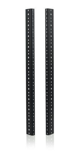 Gator GRW-RACKRAIL-12U pair of 12 space rack rails