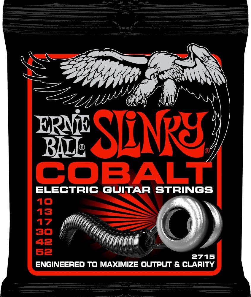 Ernie Ball 2715 Cobalt Slinky Skinny Top Heavy Bottom